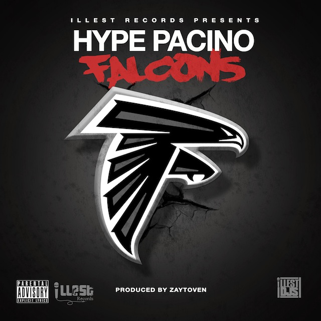 "Hype Pacino – ""Falcons"" [Prod by Zaytoven]"
