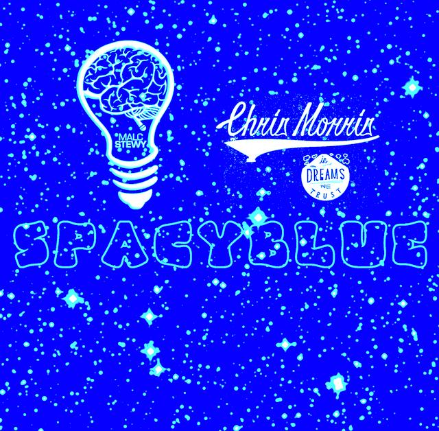 Malc Stewy – Spacy Blue