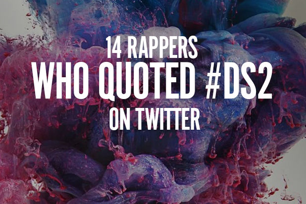 Rappers Who Quoted DS2 on Twitter: @1Future Winning!