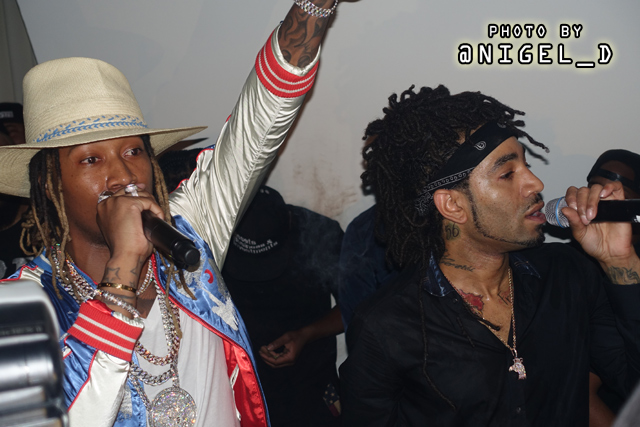 [Full Video] Future's (@1Future) DS2 Album Release Party NYC