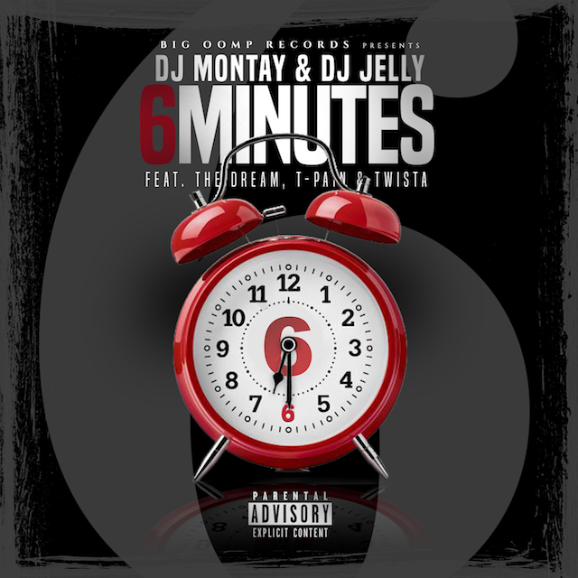 DJ Montay x DJ Jelly Ft. The Dream, T-Pain, Twista – 6 Minutes
