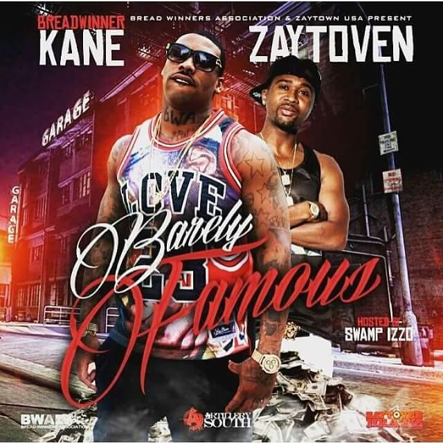 BW Kane – Hustlin (prod by Zaytoven)
