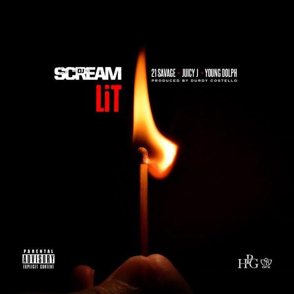 "DJ Scream Ft. 21 Savage, Juicy J, Young Dolph – ""Lit"" [Video]"