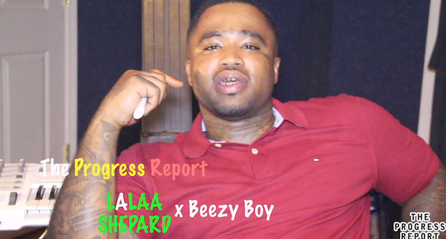 "#TheProgressReport: Meet Webbie's Artist Beezy Boy! ""Its Still Penitentiary Chances I Have To Take"""