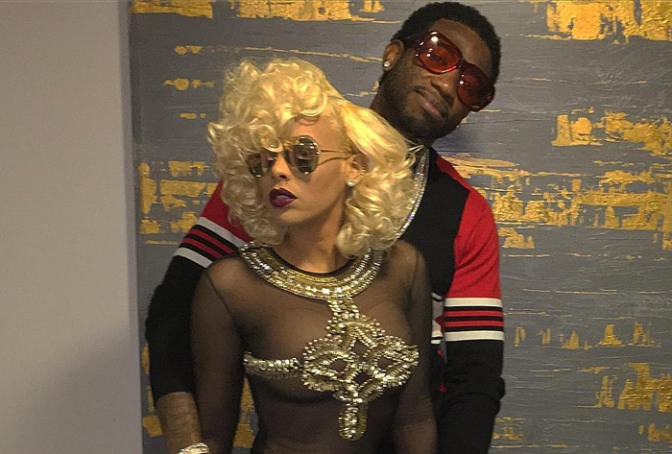 "Who needs Jay & Bey when u have #Wop & Key? Gucci Mane ""Icy Lil Bitch"" 