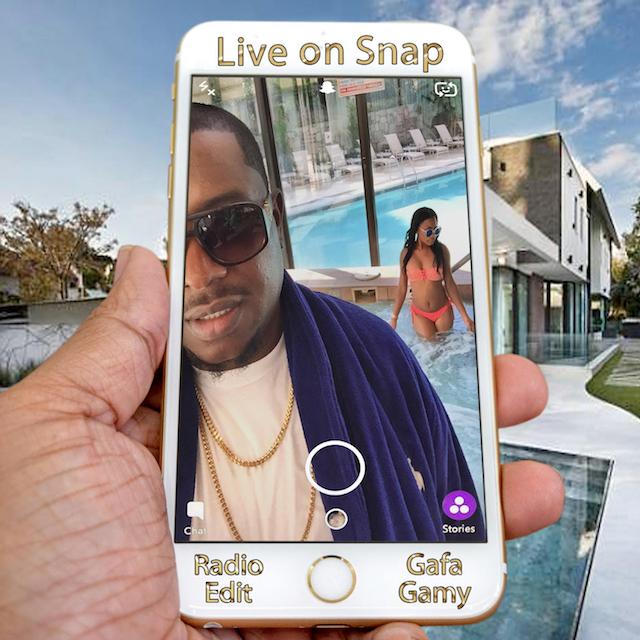 Gafa Gamy – Live on Snapchat