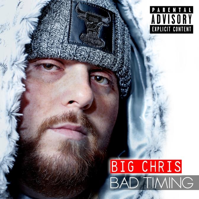 RnB Artist Big Chris Releases Album 'Bad Timing'