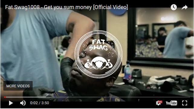 [Video] Fat Swag – Get You Sum Money #WorldStar Premiere