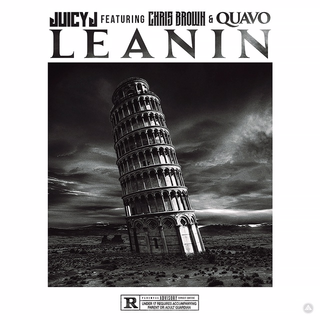 [Single] Juicy J ft Chris Brown & Quavo – Leanin