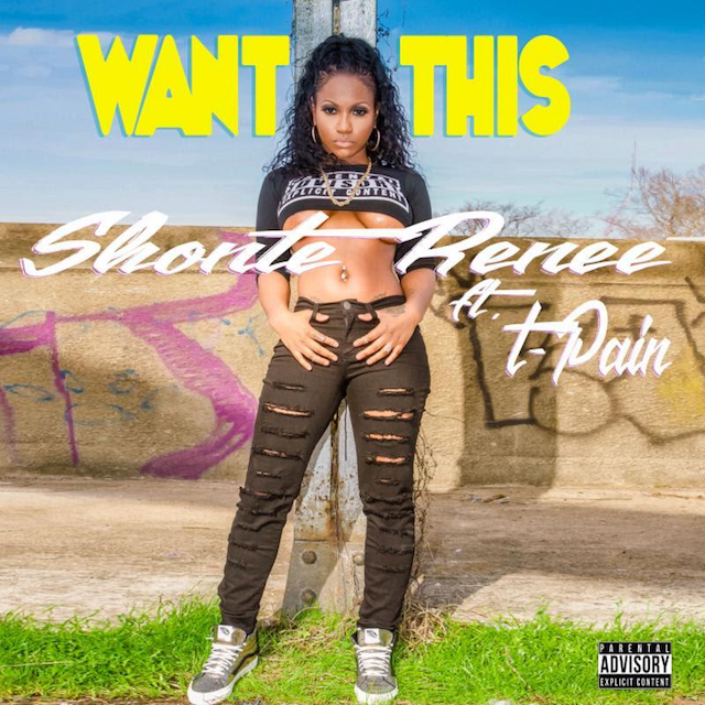 Video: Shonte' Renee Ft. T-Pain – Want This