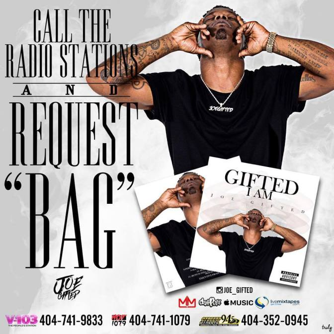 Joe Gifted Got Me In My Bag | @Joe_Gifted