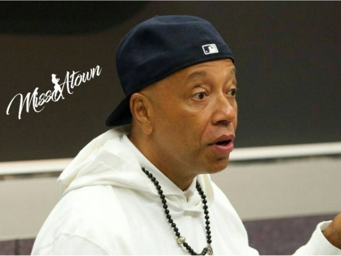 #unclerush aka Russell Simmons starts #NotMe movement to defend sexual allegations.