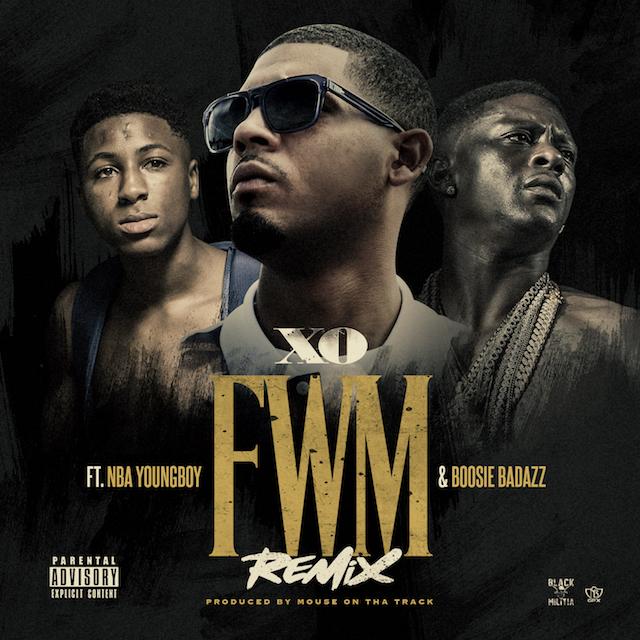 XO Ft. NBA Youngboy x Boosie Badazz – FWM (Remix)