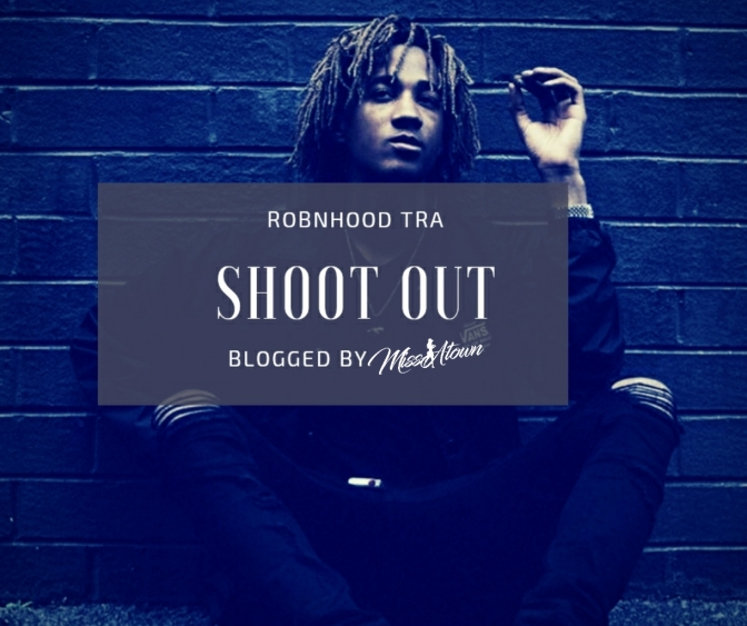 """60 Days In """"Inmate Turns Rapper"""" @RobNHoodTra Drops Video 'Shootout'"""