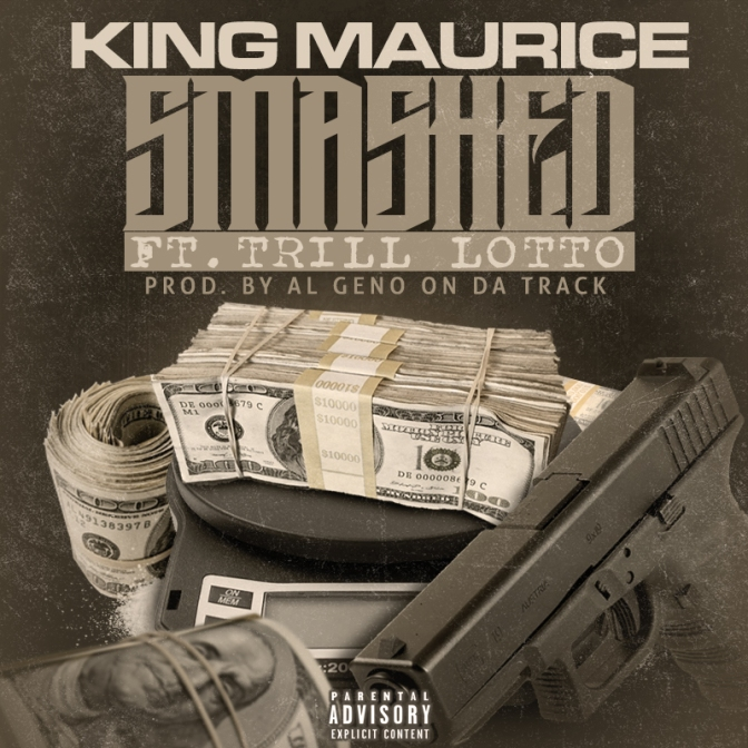 """#MostAnticipated @King_Mauricee FINALLY Drops Video for """"SMASHED"""""""