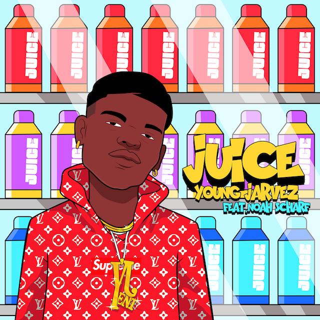 "Yung Jarvez Ft. Noah Scharf – ""Juice"""