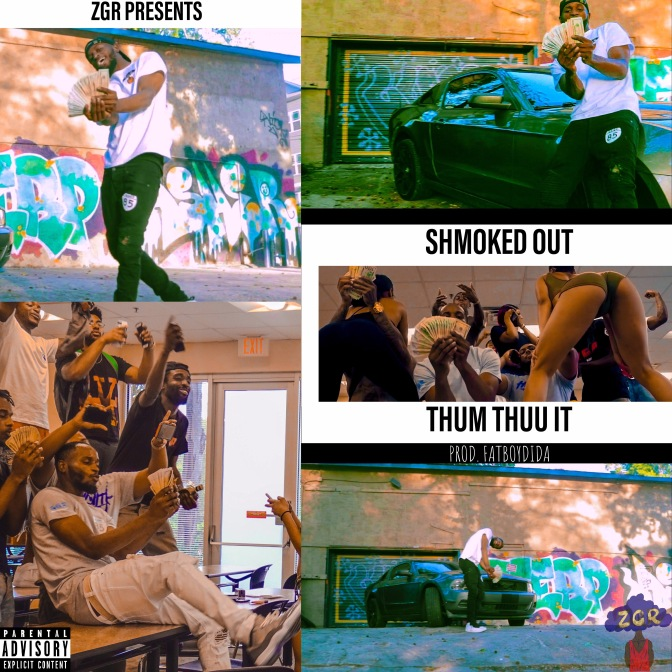 New Music >> Shmoked Out – THUM THUU IT