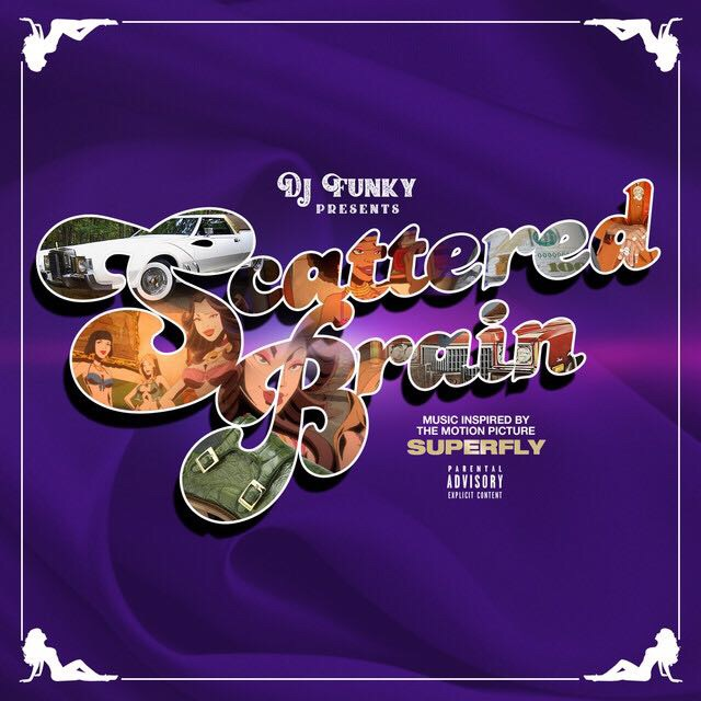 "Dj Funky Releases ""Scattered Brain"" inspired by the movie ""Superfly"""